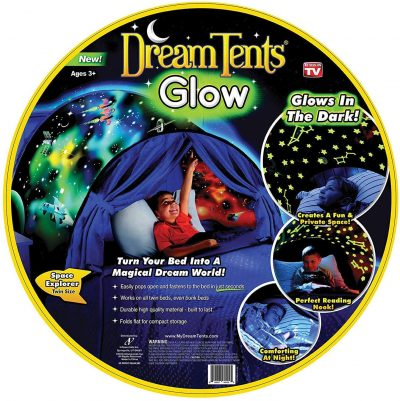 Dream Tents Glow in the Dark
