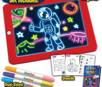 Magic Pad Review: A Deluxe Light Up Tracing Pad