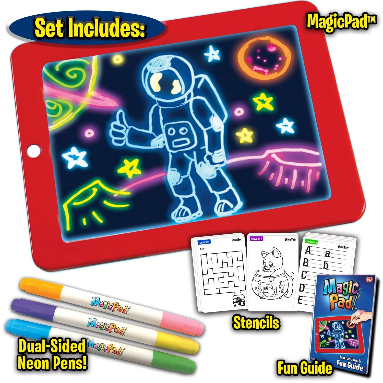 magicPad Deluxe Kit