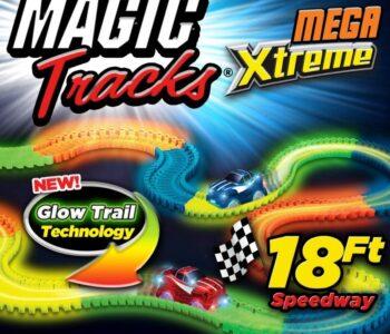Magic Tracks Review: Fun Light Up Race Car Track