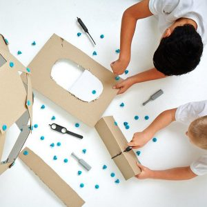 Cardboard cutting Kit