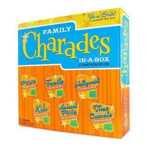 Family Charades board game