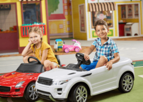 8 Fun Remote Control Ride On Cars for Summer Birthdays