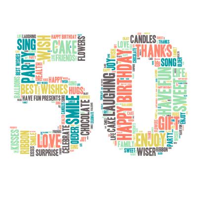 Best 50th Birthday Gift Ideas for Women & Men