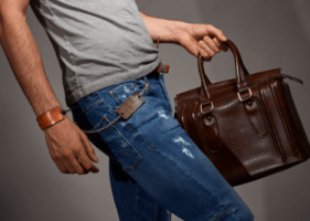 Exquisite Leather Anniversary Gifts for Him & Her